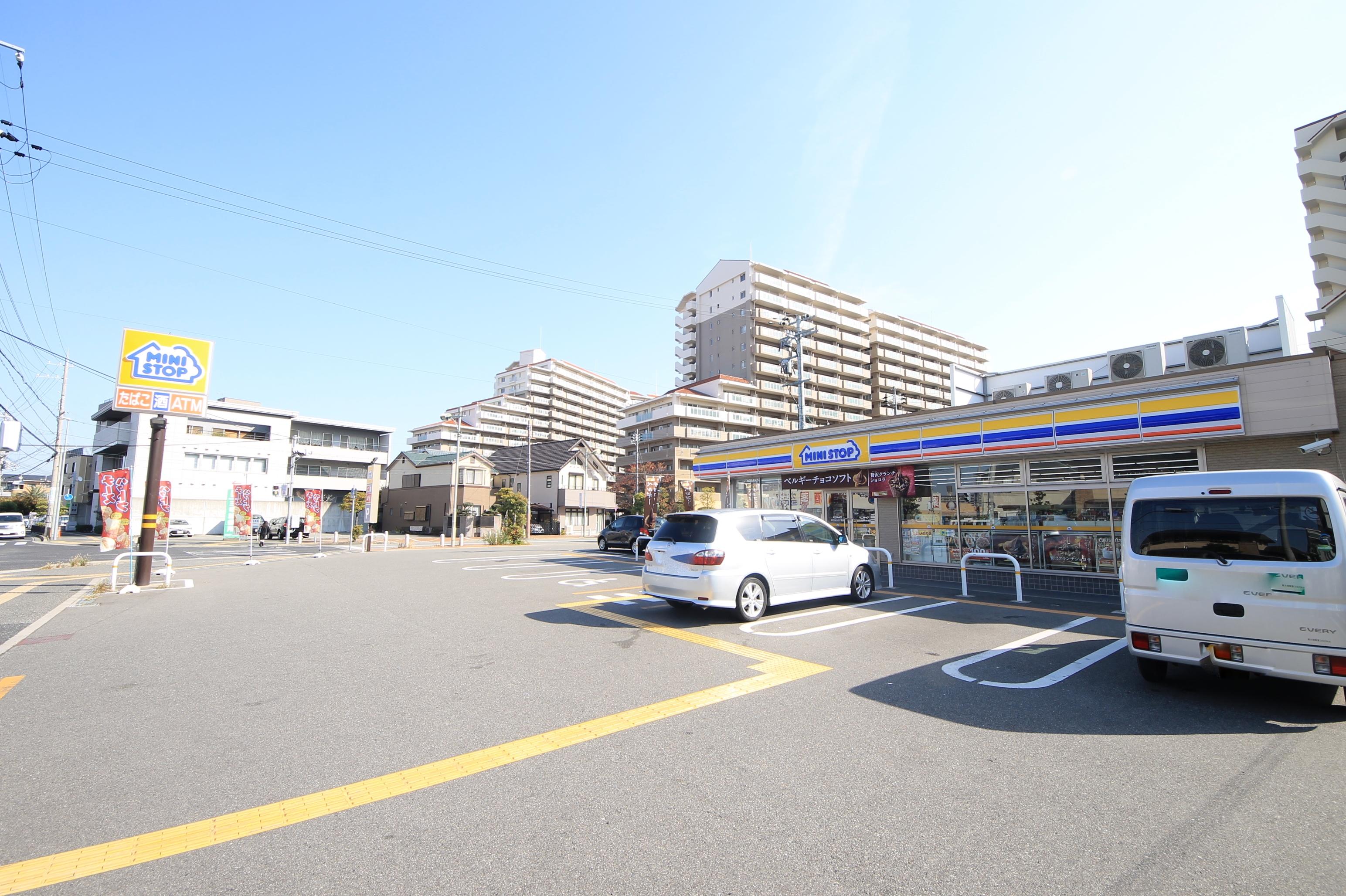 記事 ミニストップ 明石ゆりのき通店のアイキャッチ画像